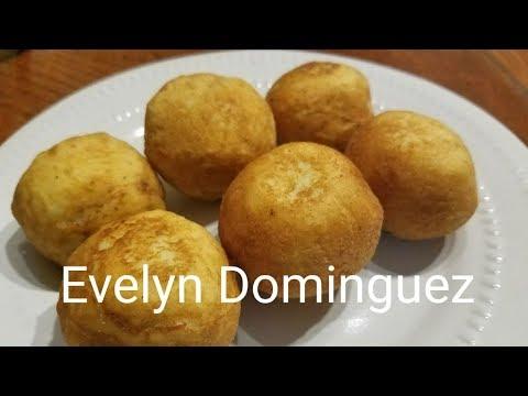Puerto Rican Potato Stuffed with Ground Beef