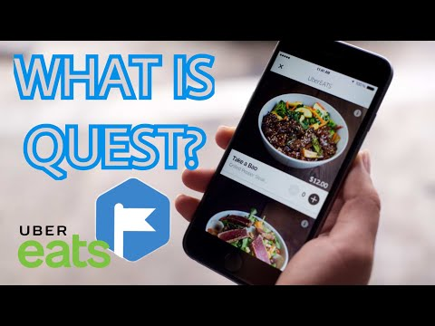 UberEATS - What is Quest?