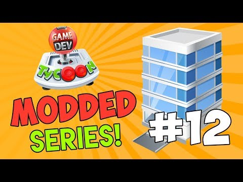 COMPANY TAKEOVER - Game Dev Tycoon Modded #12
