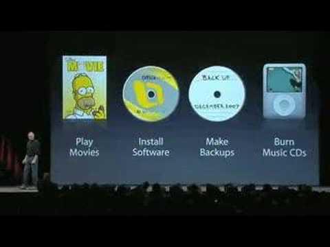 The MacBook Air presentation (cut version)