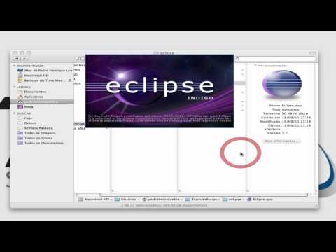 Eclipse Indigo no Mac, Linux e Windows