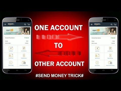 Best Online Trick !! Transfer Amazon Pay Balance to other Account !! Amazon Pay Balance Transfer !!