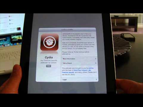 How to Jailbreak iPad 2 on 4.3.3. Runs on all devices iPhone 4, 3gS, iPod Touch 3rd, 4th & iPad 1