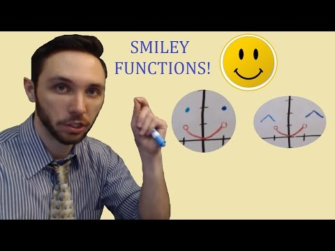 (Smiley) Piecewise Functions