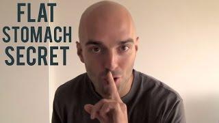 Simple Flat Stomach Secret