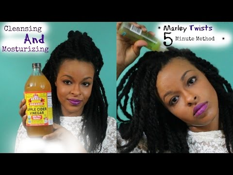 How to Clean Scalp with Braids or Twists