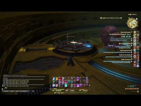 FFXIV: Binding Coil of Bahamut Turn 3 Solo Minimum Item Level - 3:47