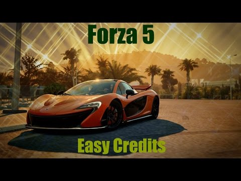 Fastest Way to Earn Credits in Forza 5