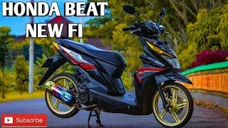 Modifikasi Motor Beat Esp Babylook