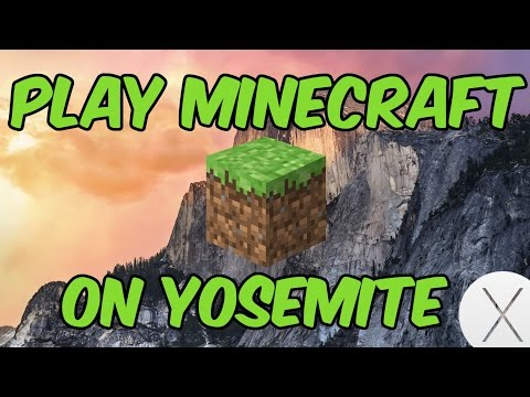 Play Minecraft on OS X Yosemite (How to fix install Java 6)