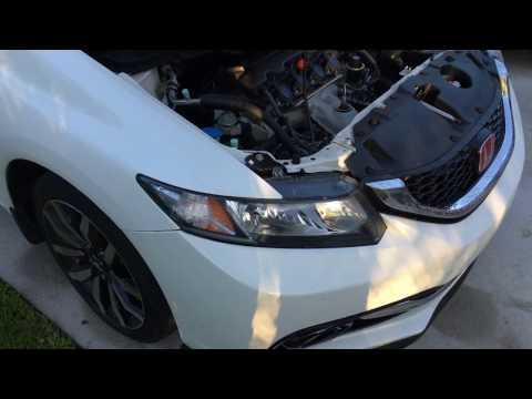 2006-2015 Honda Civic PCV Valve Replacement DIY
