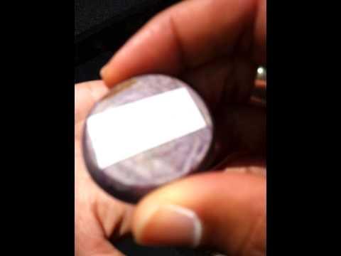 Star sapphire.(natural)