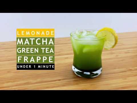 Refreshing Summer Lemonade Matcha