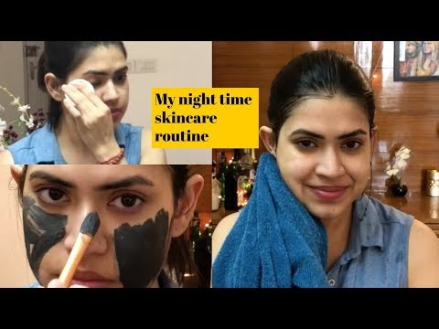 Summer NIGHT TIME SKIN CARE routine for GLOWING skin & clear skin | Get unready with me