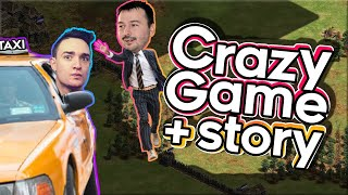 I Never Expected This Crazy Game (So I mainly told stories xD)