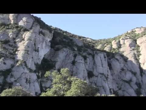 Caminada Sitges-Montserrat via GR 5 Catalunya