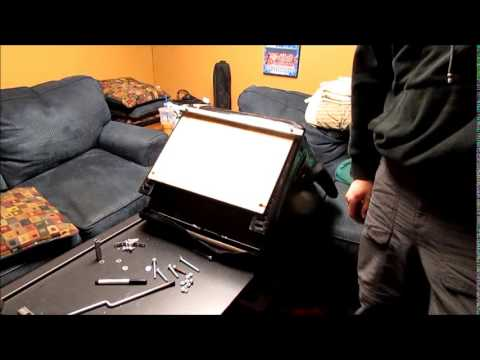 DIY: Racing Seat Computer/Gaming Chair