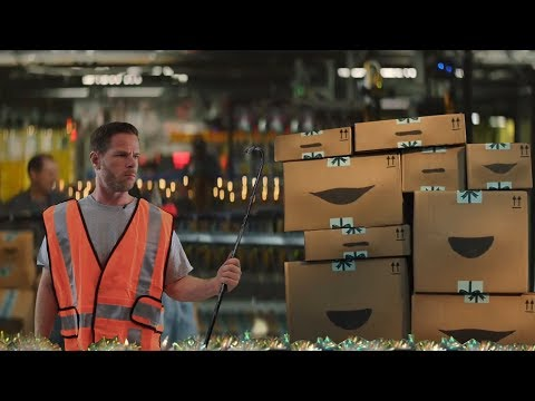 If Commercials were Real Life - Amazon:  Can you Feel it