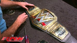 History is made as Dean Ambrose