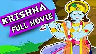 Krishna Story | Animated Full Movie For Kids | Mahabharat Cartoon Story For Kids | Kahaniyaan