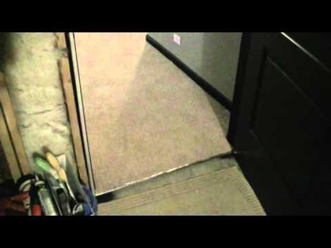 Basement Remodel Carpet Installation