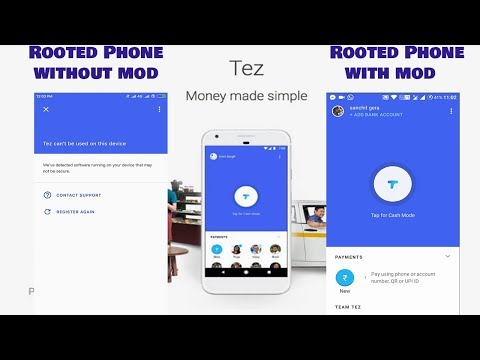 How to use TEZ on Rooted phones and Earn Reward Using Google UPI Payment App💵