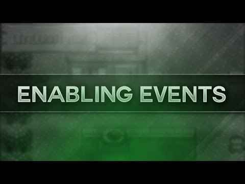 How to Enabe Events! Pokemon Emerald 386 Rom