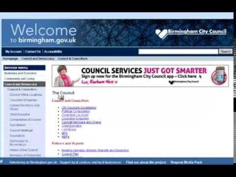 Jak zaplacic council tax