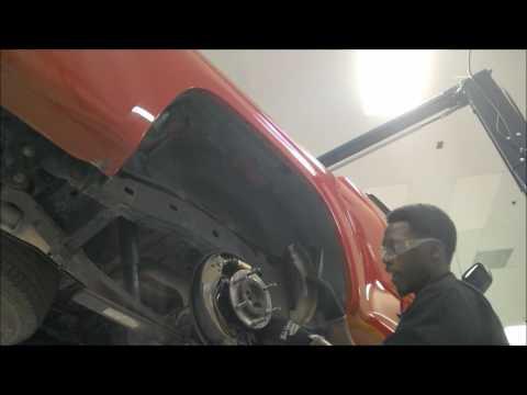 Brake Drum reassemble and Cutting Job Pt1
