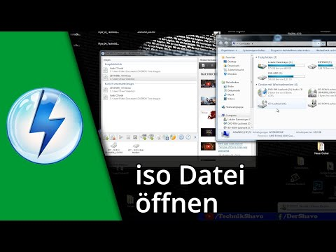 Daemon Tools Tutorial | .iso-Dateien öffnen / virtuelle Laufwerke anlegen [Deutsch/HD]