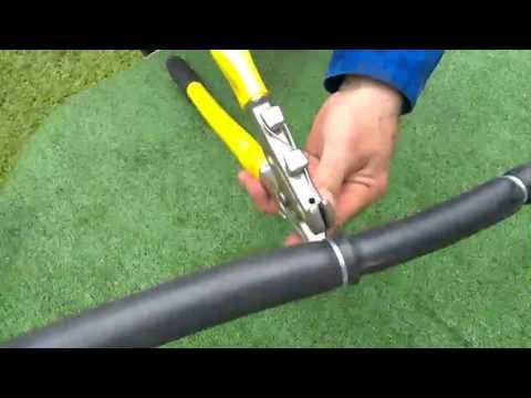 Magi-clamp Jumbo draadklampmaker