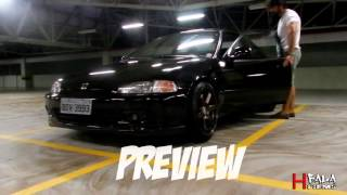 Preview || Civic Coupe 94 || Fast and Furious = HBala Films