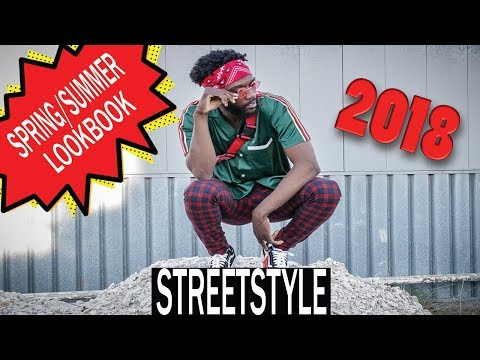 Spring/Summer Streetstyle Lookbook 2018 | EPTM Review