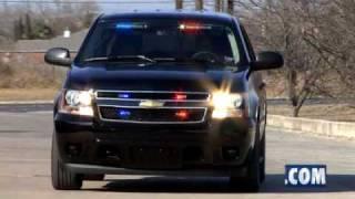 2008 Chevrolet Tahoe Howler Driving Only Police SWPS - AP08TAHOE1