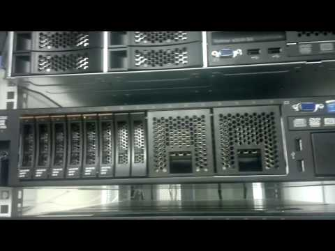 How to Install Windows Server 2012 R2 & Configuring Raid 5 and 1 Hot Spare on IBM X3650