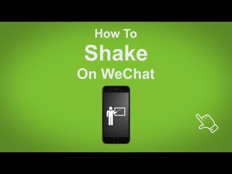 How To Shake On WeChat - WeChat Tip #13