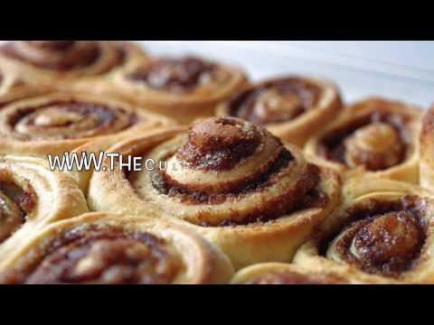 How To Make Brioche Cinnamon Rolls