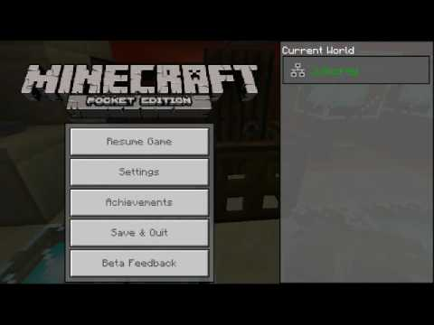 How to change your name tag in minecraft pe