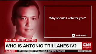 Who Is Antonio Trillanes Iv