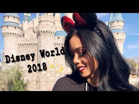 DISNEY WORLD | VLOG 2018
