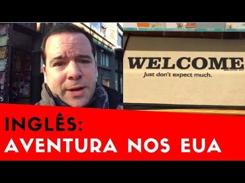 Aventura nos EUA - Gabriel Poliglota