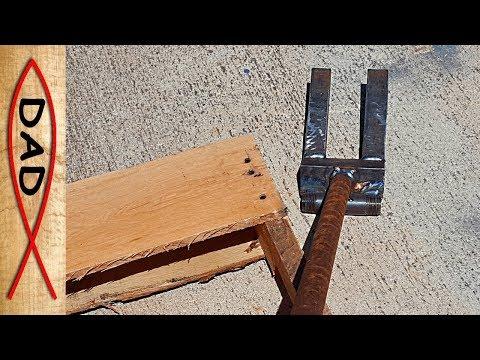 A BETTER pallet breaker tool