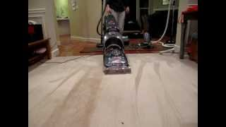 Vacuum War Eliminations: Part 2...in which the Bissel ProHeat 2X saves the day
