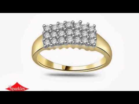 Diamond Jewellery Video   Diamond jewellery   Daily wear diamond jewellery