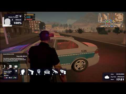 Enforcer: Police Crime Action (Part 12 Upgraded Car,Drunk Drivers, & Kidnap)!