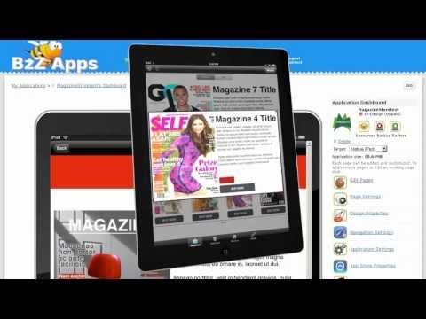 Publishing an iPad Magazine App to Apple's NewsStand - part 1