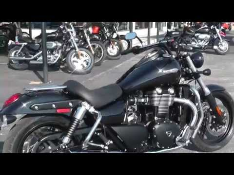 564734 - 2013 Triumph Thunderbird Storm - Used Motorcycle For Sale