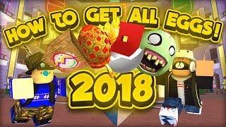 Roblox Egg Hunt Eggs Videos 9tubetv - how to get all eggs in roblox egg hunt 2018 the great yolktales