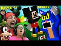 Download           ROBLOX KITTY Chapter 2!  ESCAPE Mickey's CLUBHOUSE  (FGTeeV Gameplay) MP3,3GP,MP4