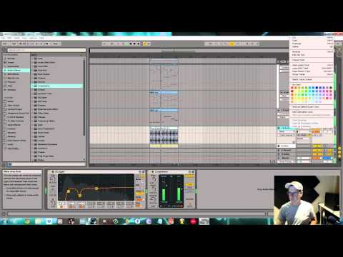 How to make a Hard Trance Track using only Ableton Live 9 (Part 1)